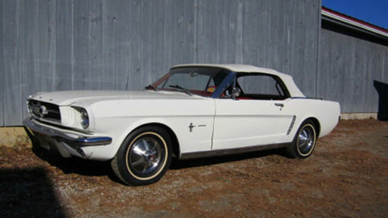 1964 Ford Mustang for sale near Freeport, Maine 04032 - Classics on ...