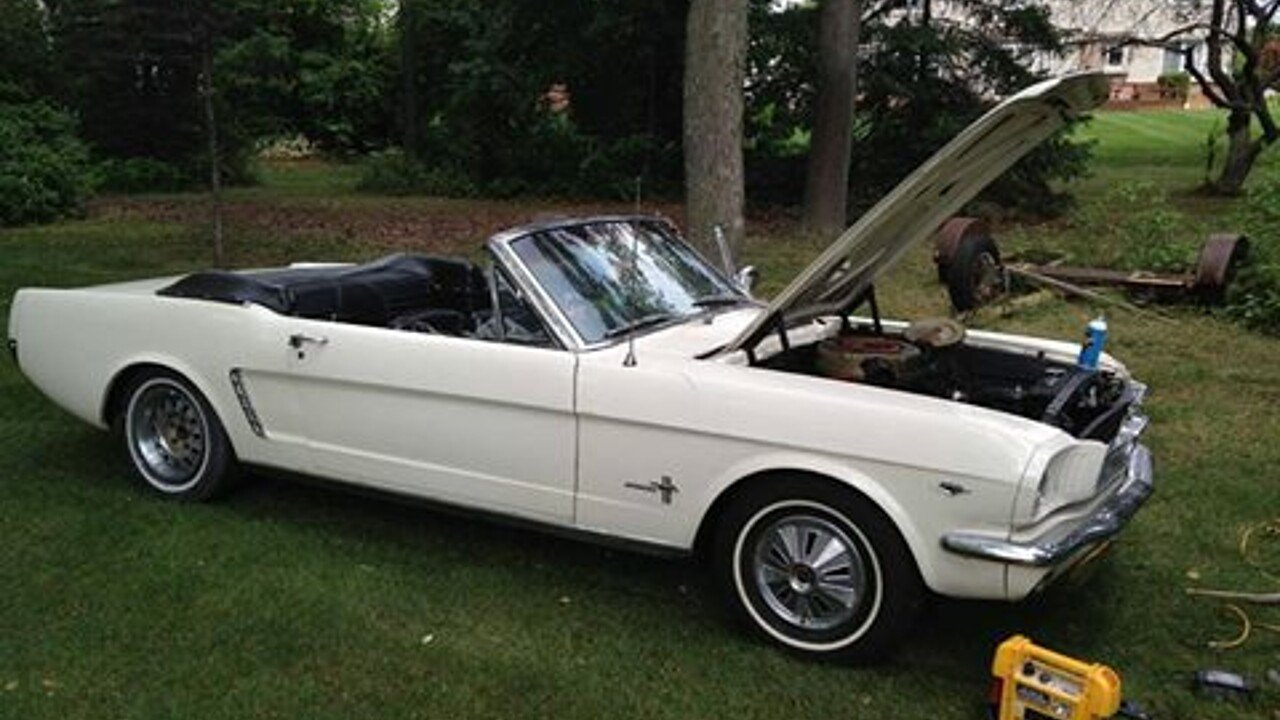 1964 Ford Mustang for sale 100820898