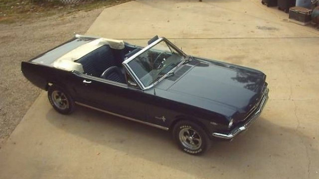 1964 Ford Mustang for sale near Cadillac, Michigan 49601 - Classics ...