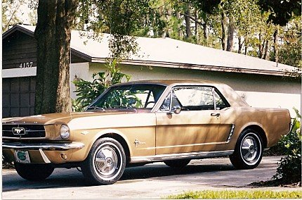 1964 Ford Mustang Coupe for sale 100889326