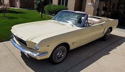 1964 Ford Mustang for sale 101011508
