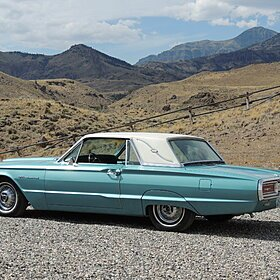 1964 Ford Thunderbird for sale 100784390