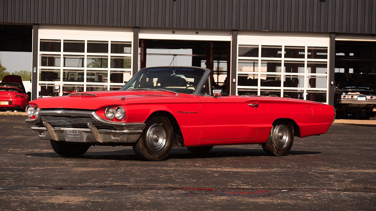 1964 Ford Thunderbird for sale 100944877