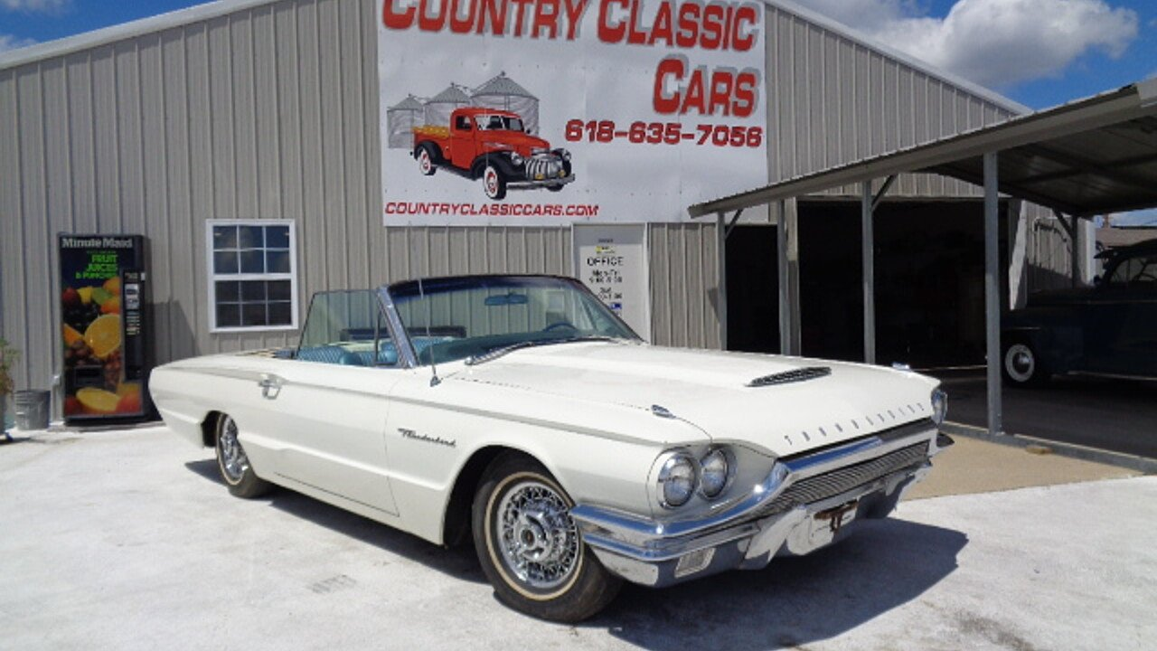 1964 Ford Thunderbird For Sale 101009972