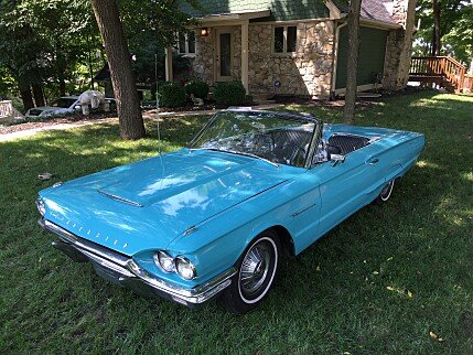 1964 Ford Thunderbird for sale 101033651
