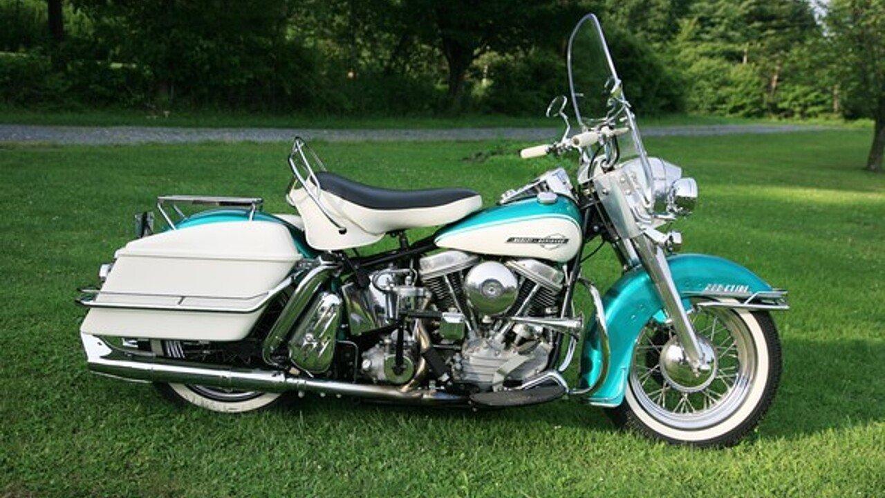 1964 harley davidson flh for sale near las vegas nevada 89119 motorcycles on autotrader. Black Bedroom Furniture Sets. Home Design Ideas