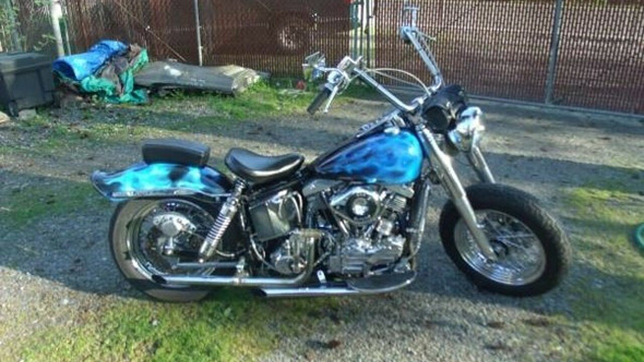 1964 Harley-Davidson Other Harley-Davidson Models for sale 200581517