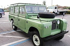 1964 Land Rover Other Land Rover Models for sale 100733834