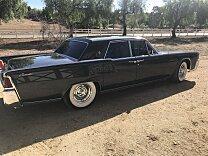 1964 Lincoln Continental Classics For Sale Classics On Autotrader