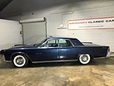 1964 Lincoln Continental for sale 100955206
