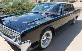 1964 Lincoln Continental Executive for sale 101025859