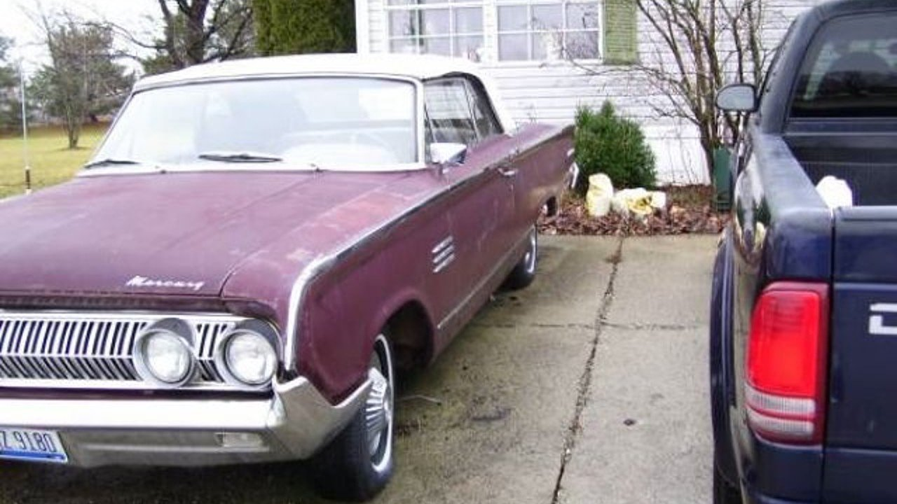 1964 Mercury Monterey for sale 100843308