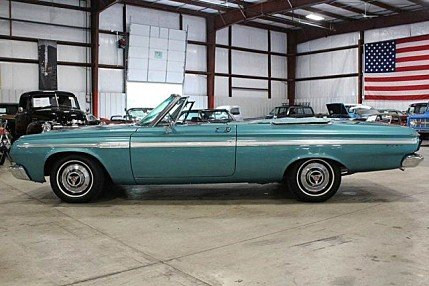 1964 Plymouth Fury for sale 100797926