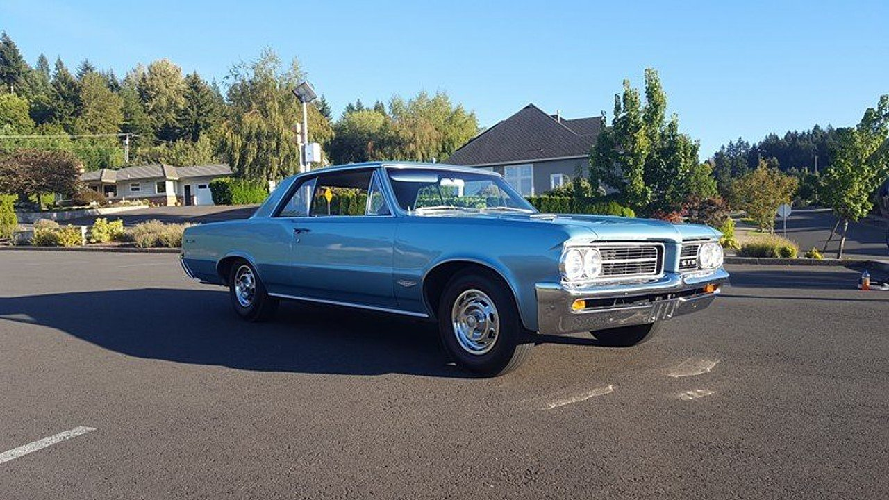 1964 Pontiac GTO for sale near Happy Valley, Oregon 97086 - Classics ...