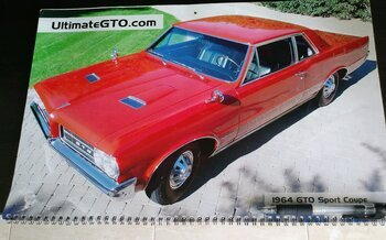 1964 Pontiac GTO for sale 100929265
