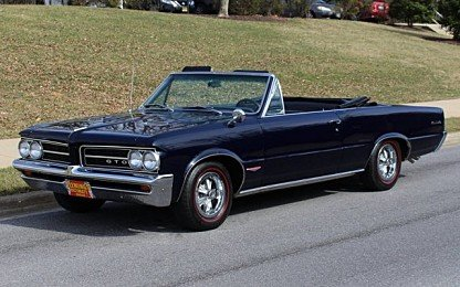 1964 Pontiac GTO for sale 100956684