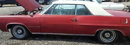 1964 Pontiac Grand Prix for sale 100826149