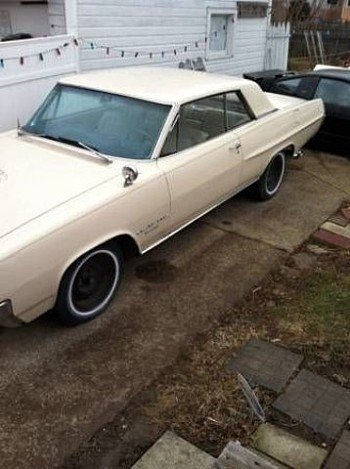 1964 Pontiac Grand Prix for sale 100826054