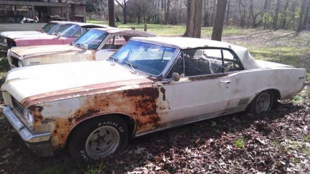 1964 Pontiac Le Mans for sale near Cadillac, Michigan 49601 ...