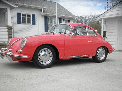 1964 Porsche 356 C Coupe for sale 100985736