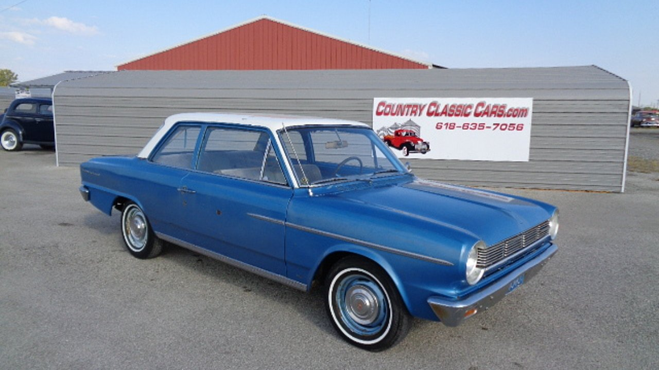 1964 Rambler American for sale near Staunton, Illinois 62088 ...