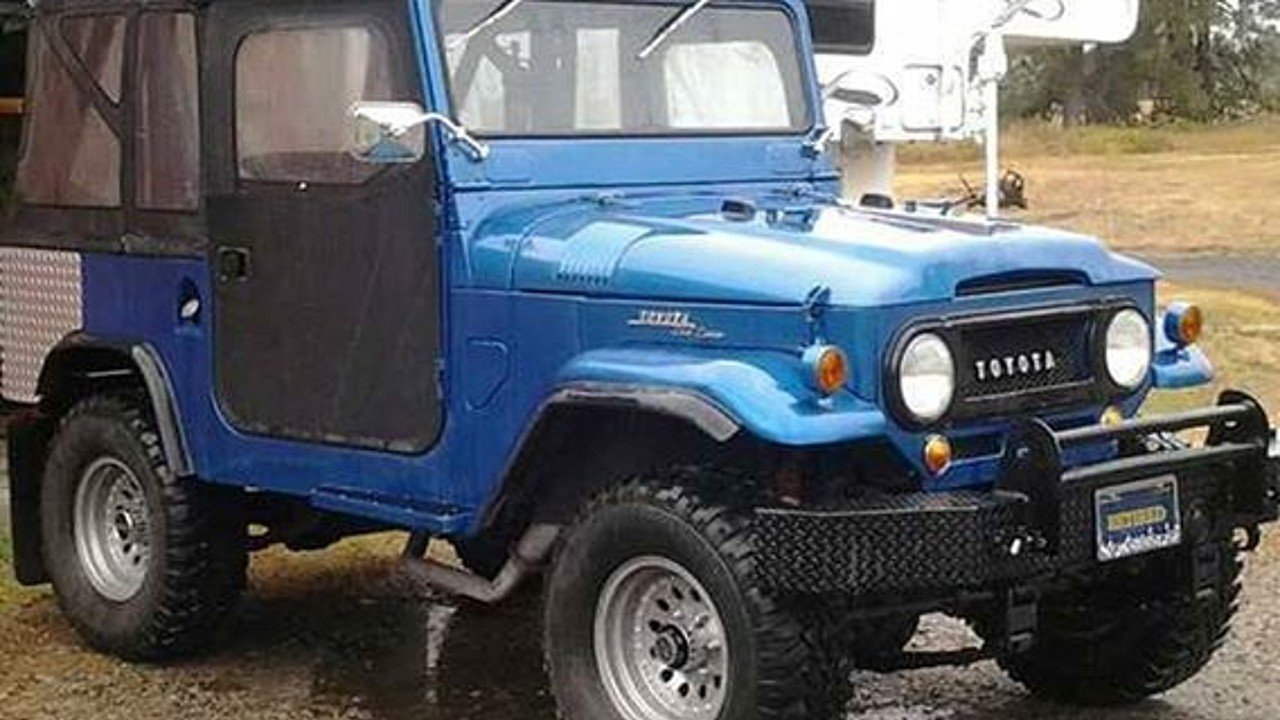 1964 Toyota Land Cruiser for sale 100877993