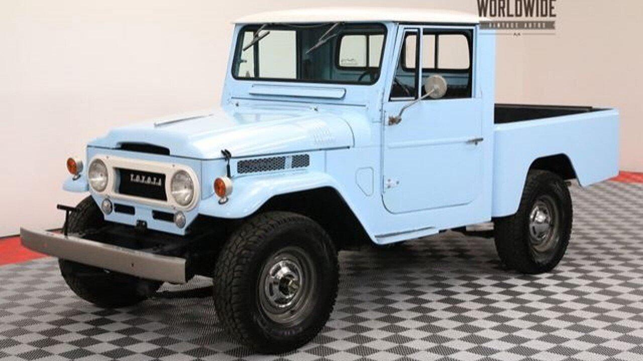 1964 Toyota Land Cruiser for sale near Denver, Colorado 80205 ...