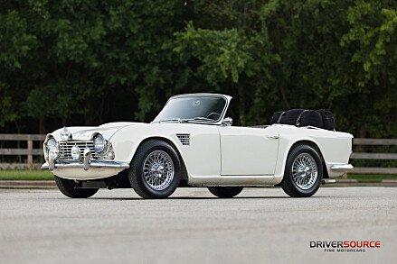 1964 Triumph TR4 for sale 100862236