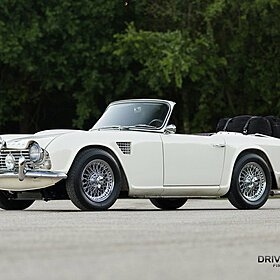 1964 Triumph TR4 for sale 100862236