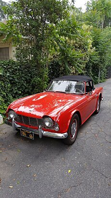 1964 Triumph TR4 for sale 100893471