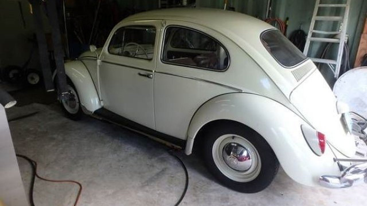 1964 Volkswagen Beetle for sale near Cadillac, Michigan 49601 ...