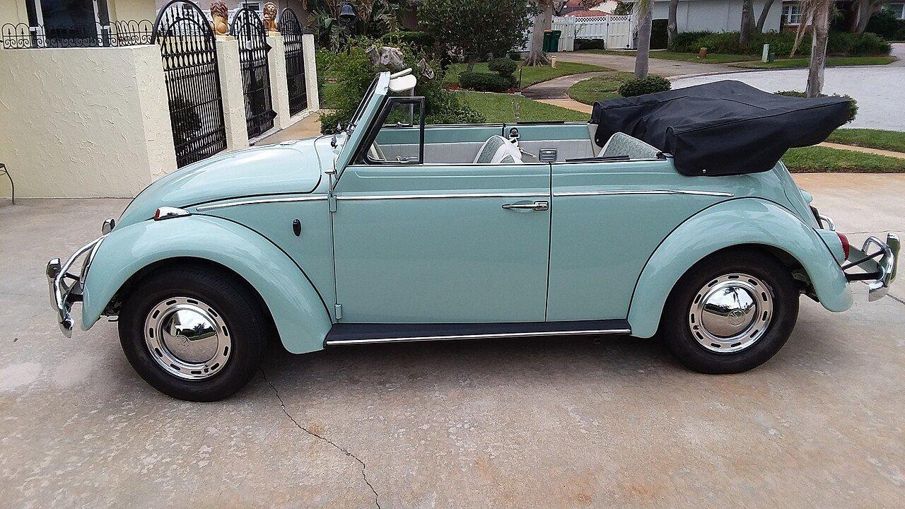 1964 Volkswagen Beetle Convertible for sale near Satellite Beach ...