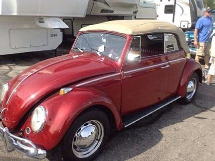1964 Volkswagen Beetle for sale 100911776