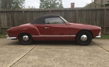 1964 Volkswagen Karmann-Ghia for sale 100845021
