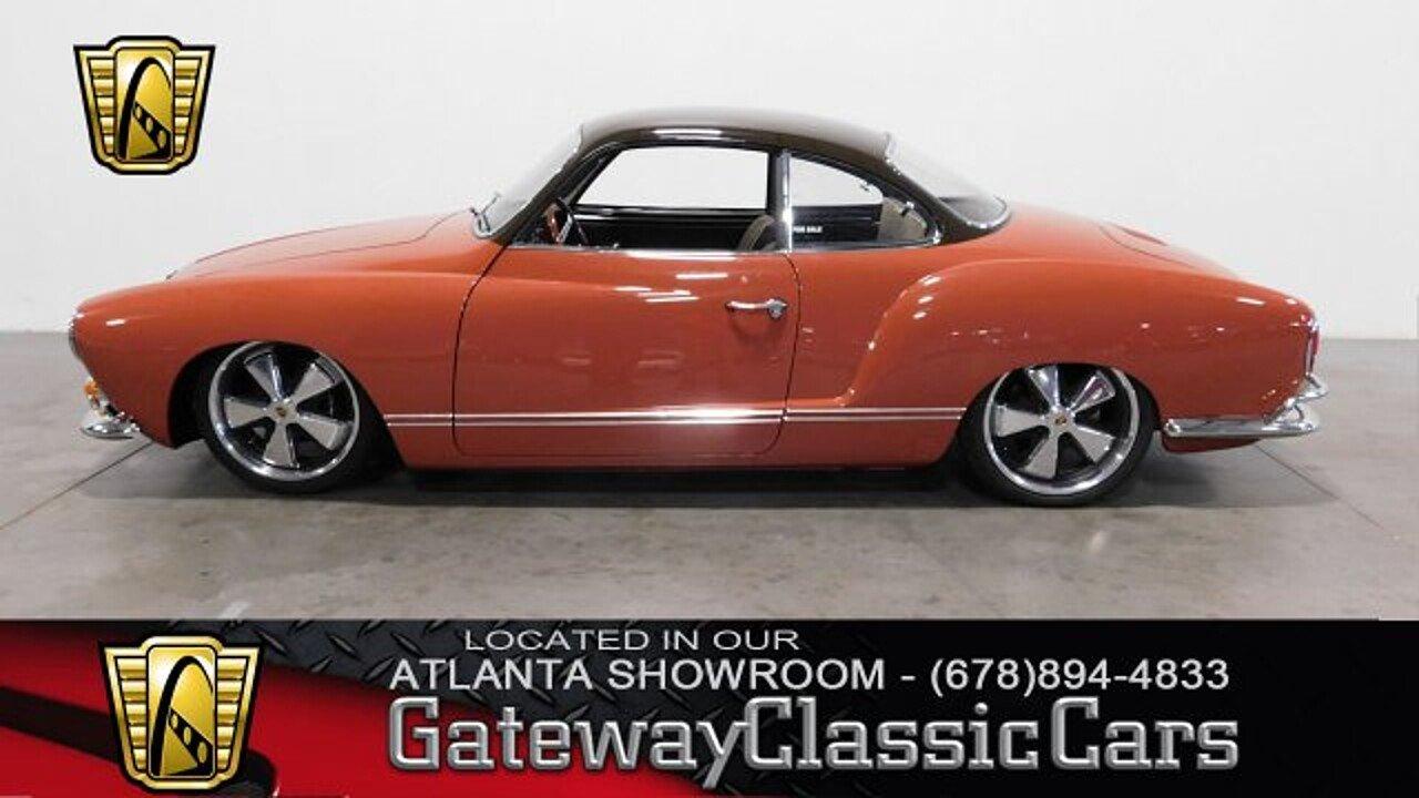 1964 Volkswagen Karmann-Ghia for sale near O Fallon, Illinois 62269 ...