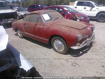 1964 Volkswagen Karmann-Ghia for sale 101016259