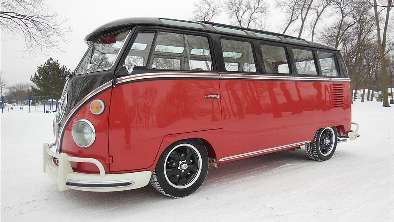 volkswagen vw sale buses for bus generation history second