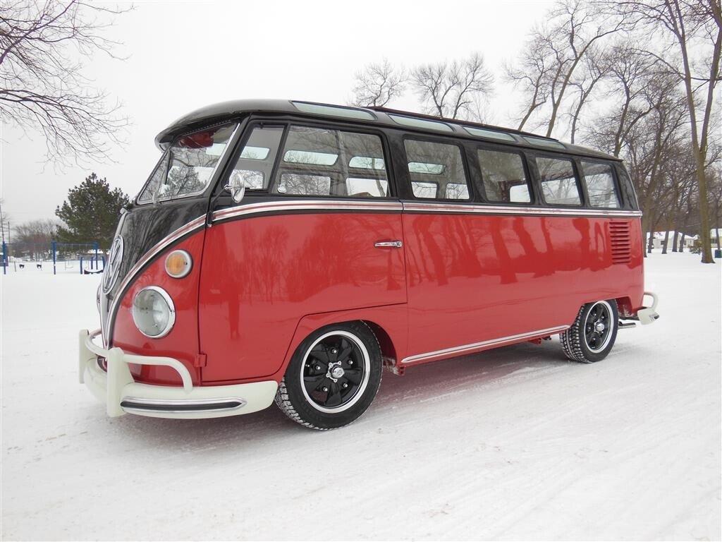 1964 Volkswagen Vans For Sale Near Spring  Texas 77379