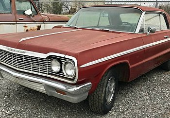 1964 chevrolet Impala for sale 100891551