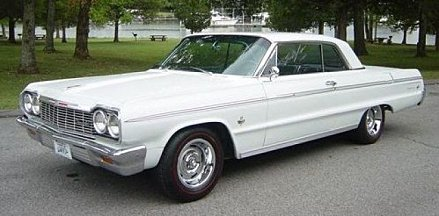 1964 chevrolet Impala for sale 101031935
