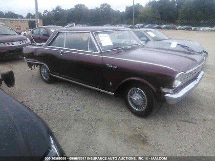 1964 chevrolet Nova for sale 101015071