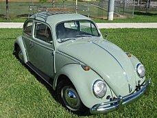 1964 volkswagen Beetle for sale 101026052