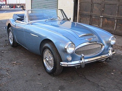 1965 Austin-Healey 3000MKIII for sale 100767049