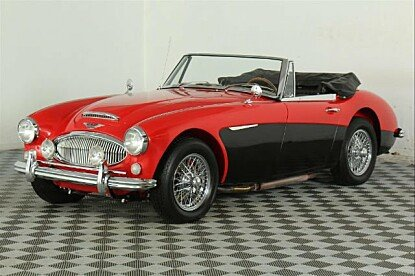 1965 Austin-Healey 3000MKIII for sale 100966967