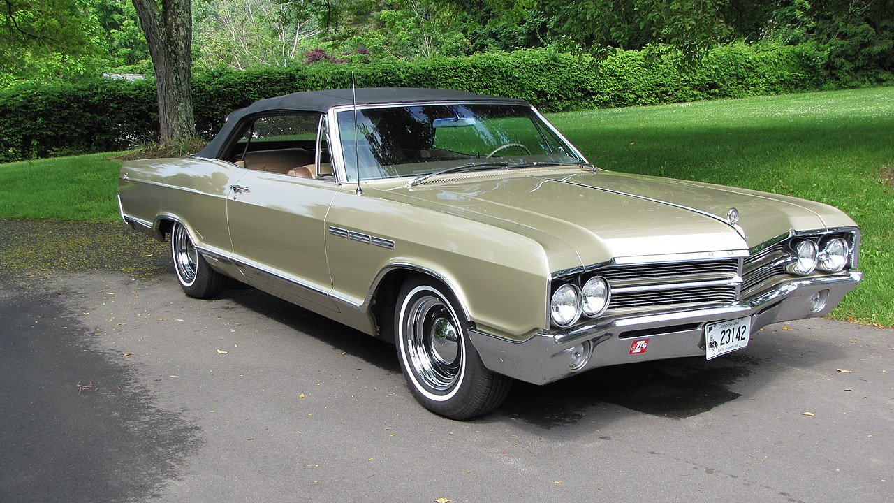 1965 Buick Le Sabre Custom Coupe for sale 101008384