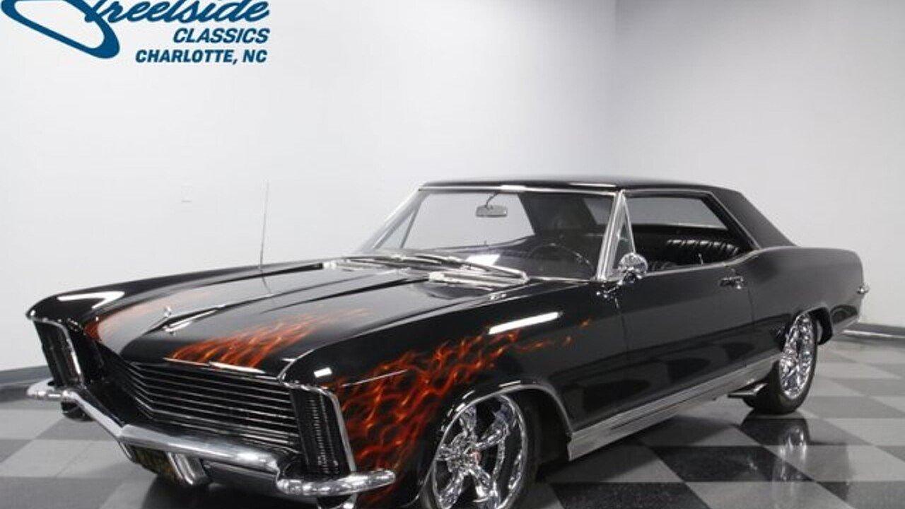 1965 Buick Riviera for sale near Concord, North Carolina 28027 ...