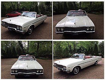1965 Buick Skylark for sale 100869156