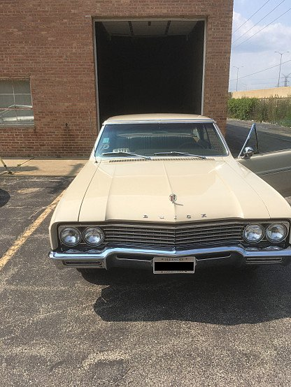1965 Buick Skylark Coupe for sale 101021825