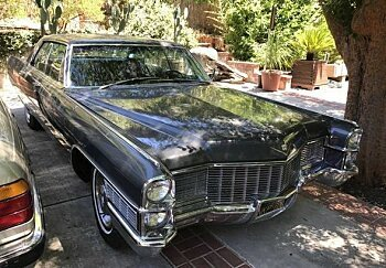 1965 Cadillac De Ville for sale 100886305