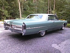 1965 Cadillac De Ville Coupe for sale 100952263